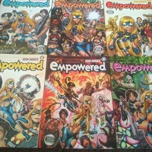 Darkhorsecomics empowered vol 2-8
